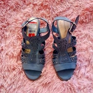 Cute Giani Bernini heeled sandle